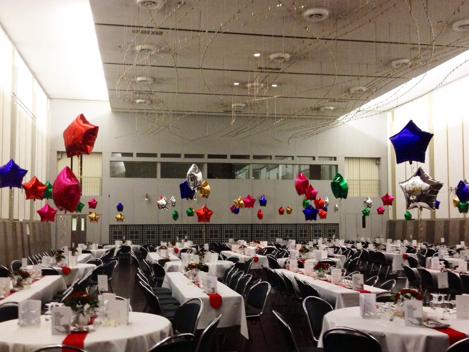 Luftballons surprise deko - Luftballon deko ...